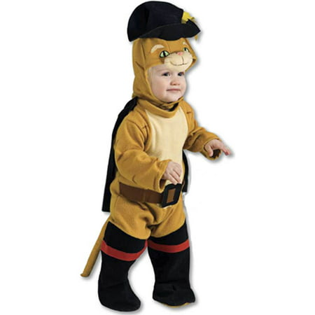 Shrek Puss in Boots Toddler Costume