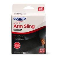 Equate Adult Adjustable Arm Sling, One Size