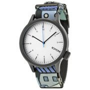 Andy Rementer City Fabric Strap Mens Watch W1921