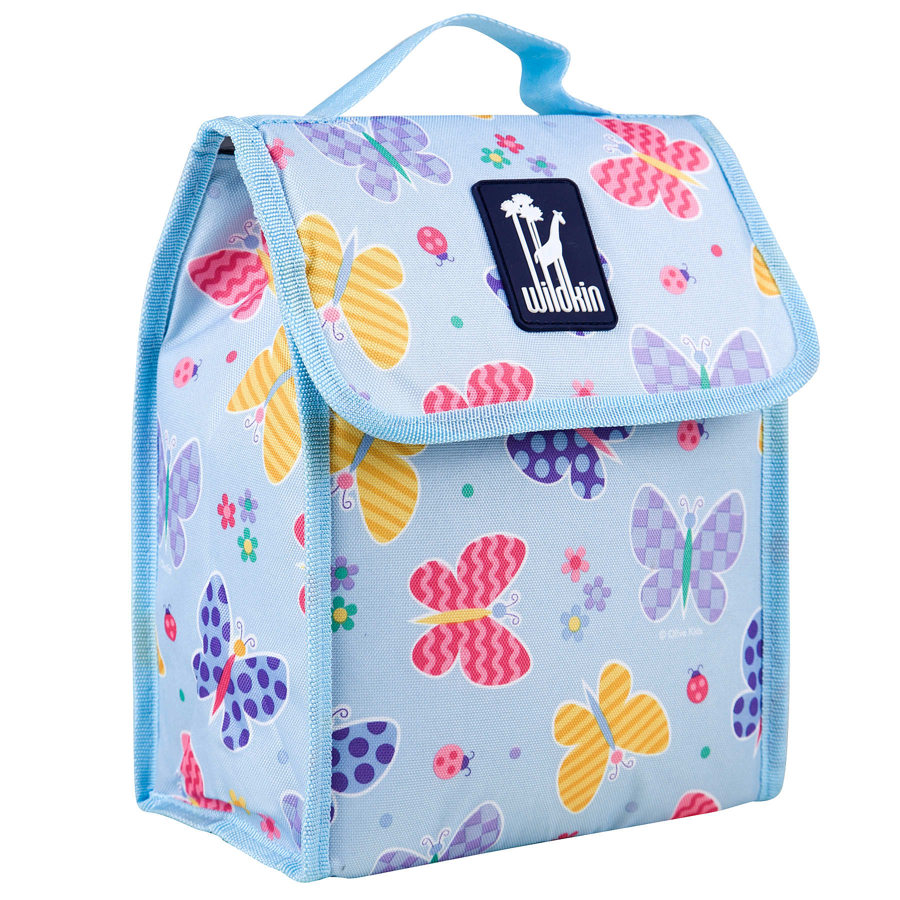 Olive Kids Butterfly Garden Lunch Bag
