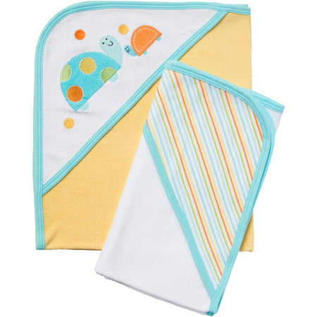 75 75 cm - suitable from new born 0m. % Soft Cotton - Quality Baby Bath Hooded Towel. Our towels are% cotton Not cheap organic cotton / flannel material. Towel hood has an inside soft cloth lining to protect forehead skin.