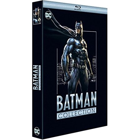 Batman Collection - 7-Disc Box Set ( Batman: The Killing Joke / Batman: The Dark Knight Returns, Part 1 / Batman: The Dark Knight Returns, Part 2 / Batman: Year [ Blu-Ray, Reg.A/B/C Import - France (Characters In To Kill A Mockingbird Part 1)