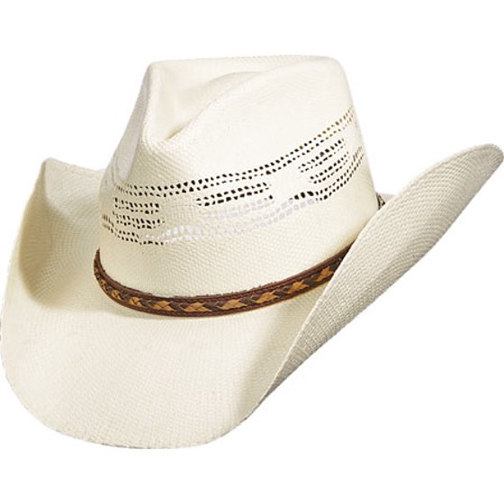 Men's Scala ST84 Pinch Front Cowboy Hat