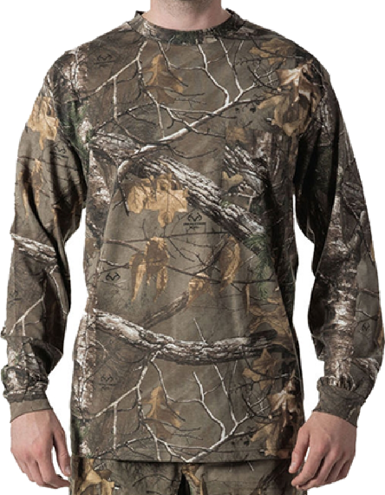 Walls Industries Long Sleeve Tshirt Realtree Xtra Camo Medium by WALLS INDUSTRIES INC