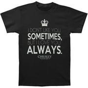 Chrisley Knows Best Men's  Always T-shirt Black