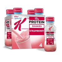 Kellogg's Special K Protein Shakes Strawberry 40 Fo 4 Ct