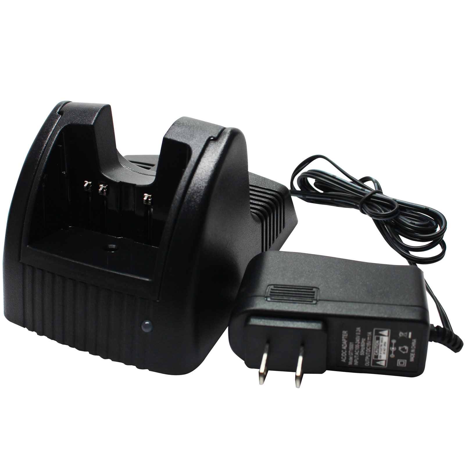 Yaesu VX-150 Battery and Charger - Replacement for Yaesu FNB-83 Two-Way Radio Batteries and Chargers (1600mAh, 7.2V, NI-MH) - image 2 de 4