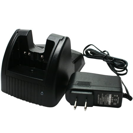 Vertex Vx 180 Charger   Replacement For Vertex Fnb 83 Two Way Radio Chargers  100 240V