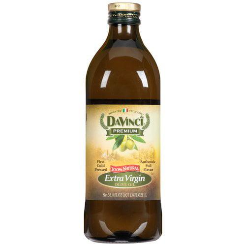 DaVinci Extra Virgin Olive Oil, 1 l