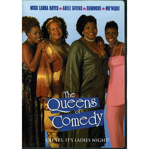 Queens Of Comedy (Full Frame)