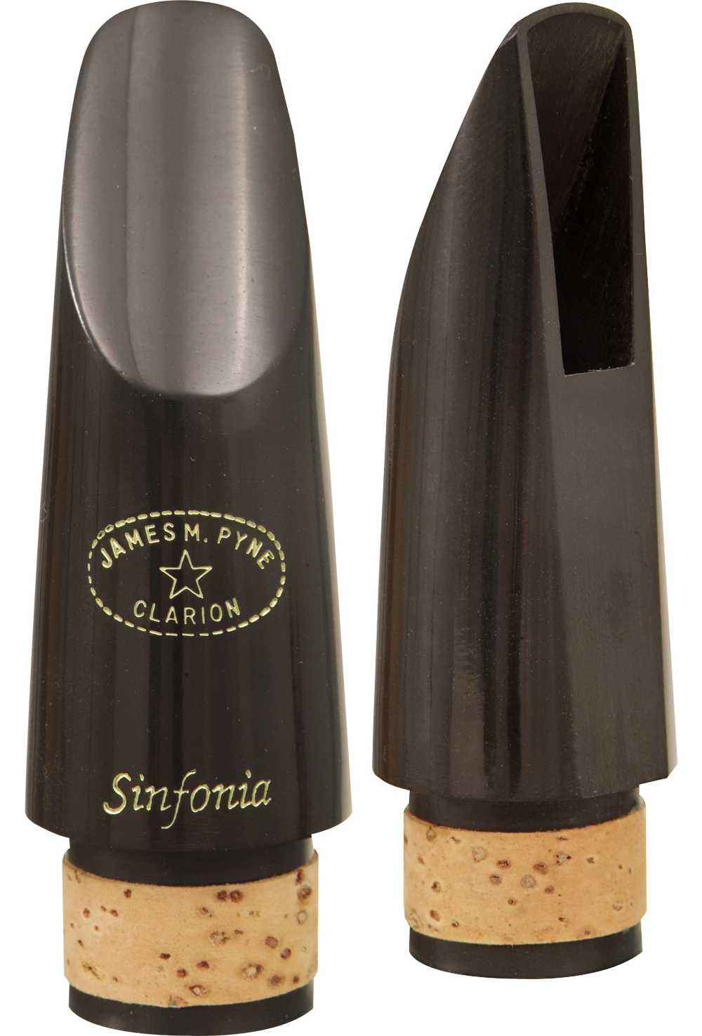 Pyne Sinfonia Bb Clarinet Mouthpiece by Pyne