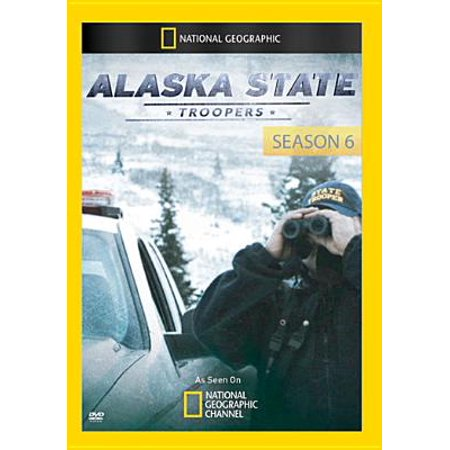 National Geographic : Alaska State Troopers Season