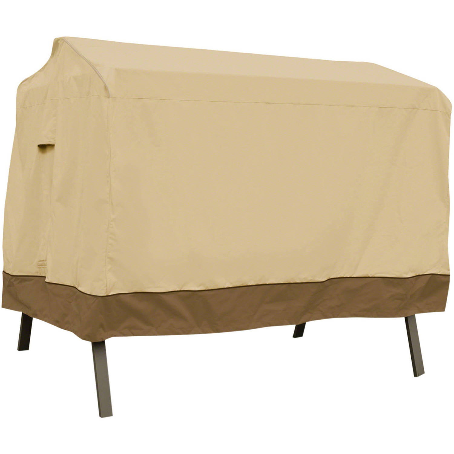 Classic Accessories Veranda 2 Seater Patio Canopy Swing Cover   Durable And  Water Resistant Outdoor Furniture Cover (72962)   Walmart.com