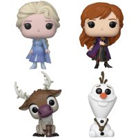 Funko POP! Disney Frozen 2 (II) Collectors Set - Elsa, Anna, Olaf, Sven