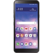 Walmart Family Mobile LG Journey, 32GB, Black - Prepaid Smartphone