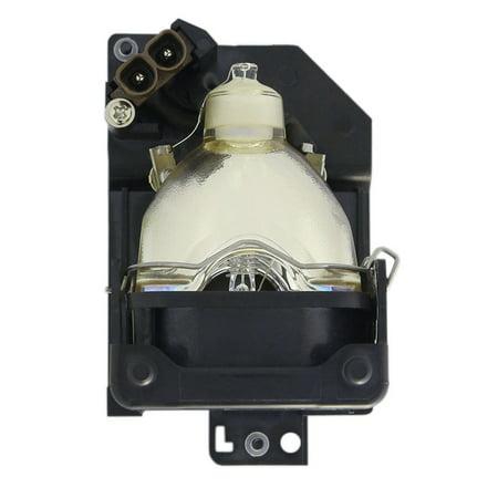 Lutema Platinum for Hitachi CP-RX61 Projector Lamp with Housing (Original Philips Bulb Inside) - image 2 de 5