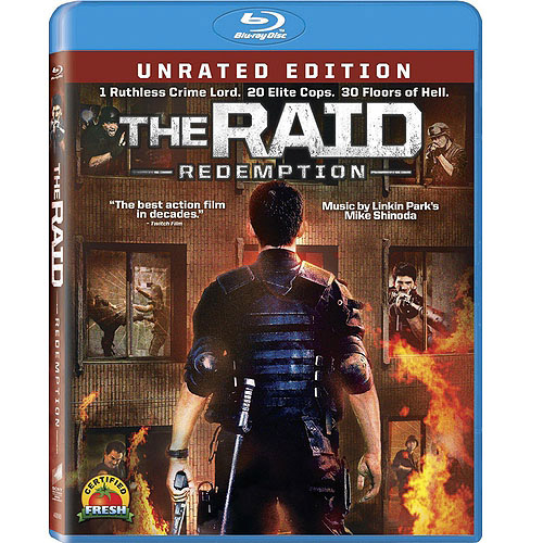 The Raid: Redemption (Blu-ray) (Widescreen)