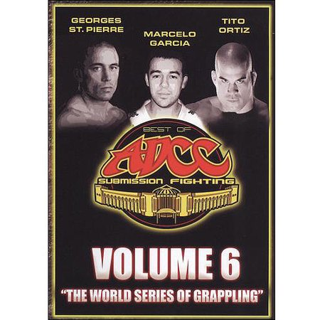The Best Of ADCC, Vol. 6: The World Series Of (Best Of Both Worlds Tv Series)