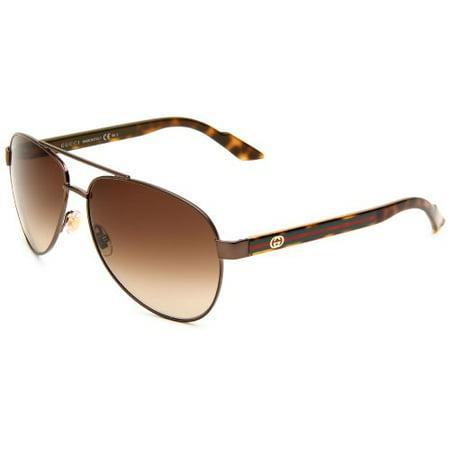 4fc852aa5e6 Gucci - Gucci Women s 2898 S Aviator Sunglasses