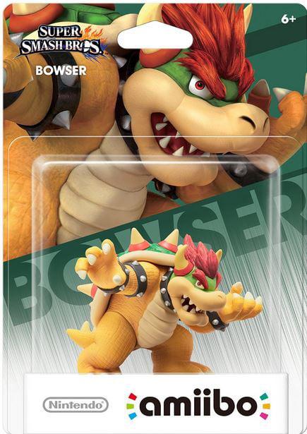 Bowser, Super Smash Bros. Series, Nintendo amiibo, NVLCAAAW by Nintendo