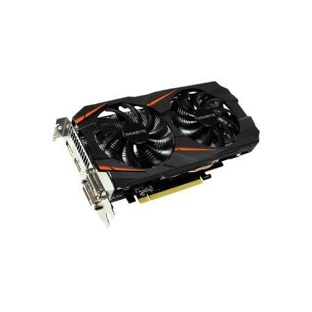 Gigabyte GeForce GTX 1060 Windforce OC 3GB GDDR5 Graphics Card (Best Graphics Card Under 500 Dollars)