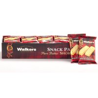 Walkers Shortbread Fingers Pure Butter Cookies Value Pack 20 Oz.