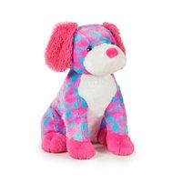 Way To Celebrate Valentine's Day Extra Large Jungle Plush, Puppy