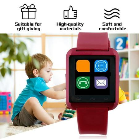 Smart Wrist Watch Phone Camera Card Mate Universal For Smart Phone - image 8 of 8