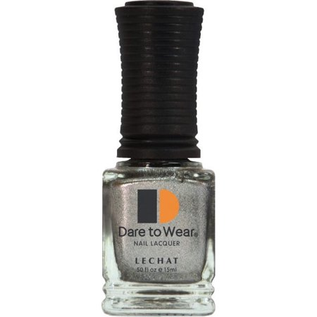 LECHAT Dare to Wear Nail Polish, The Silver Screen, 0.500 Ounce ()