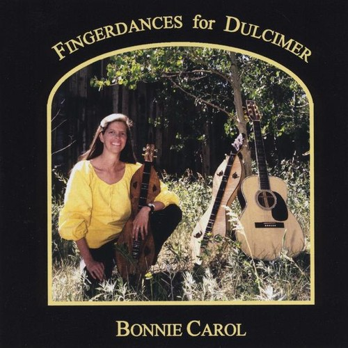 Bonnie Carol Fingerdances for Dulcimer [CD] by Audio & Video Labs, Inc