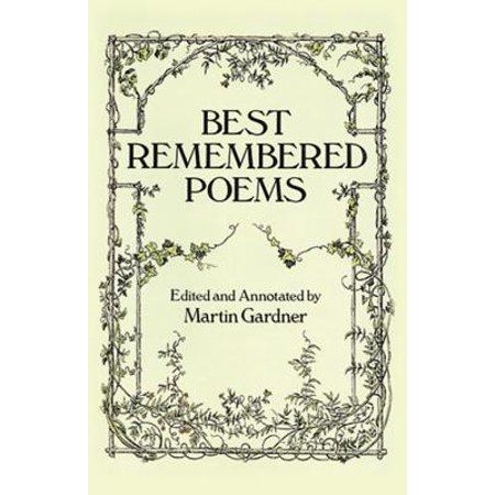 Best Remembered Poems - eBook](Halloween Poems For Best Friends)