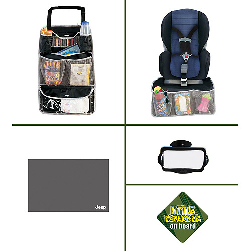 Jeep - Car Seat Starter Kit