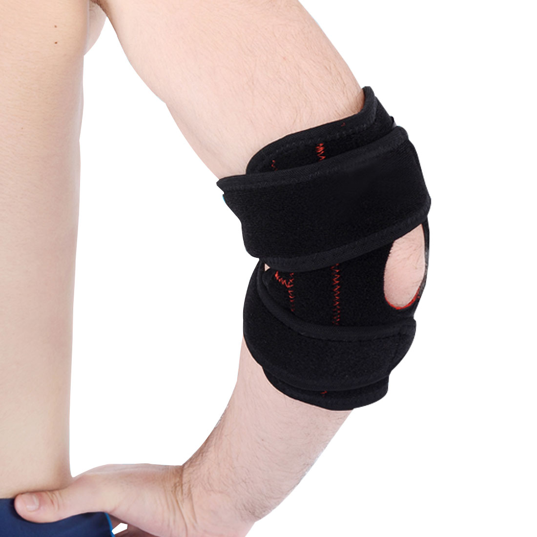 Neoprene Adjustable Gym Sport Elbow Support Strap Brace Arthritis Protect