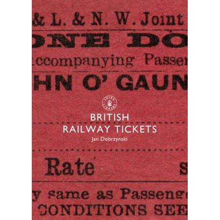 British Railway Tickets - eBook