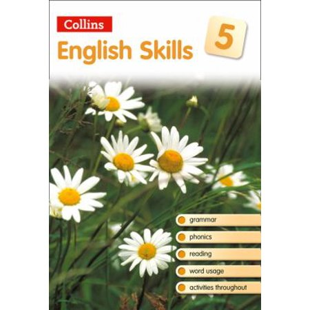 Book 5  Collins English Skills   Paperback