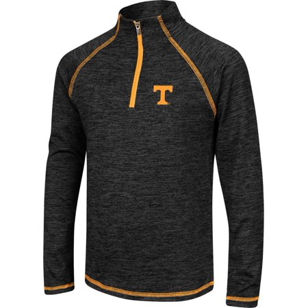 (Girls Quarter Zip Tennessee Volunteers Vols UT Long Sleeve Windshirt)