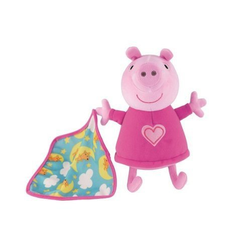 Fisher-Price Peppa Pig Bedtime Peppa Plush