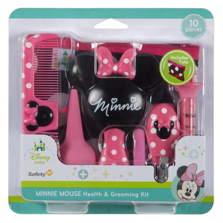 Minnie Health & Grooming Kit](Baby Shower Minnie Mouse)