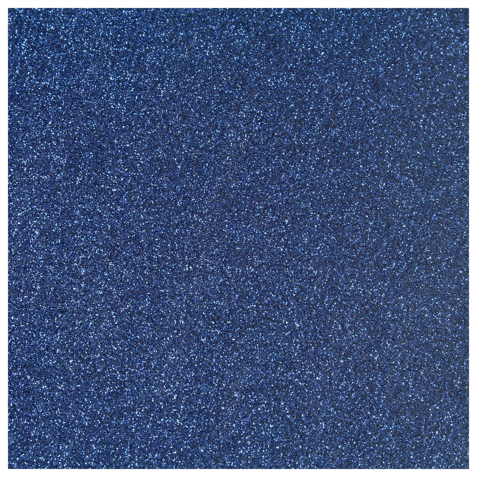 Siser Glitter Heat Transfer Material - Saphire