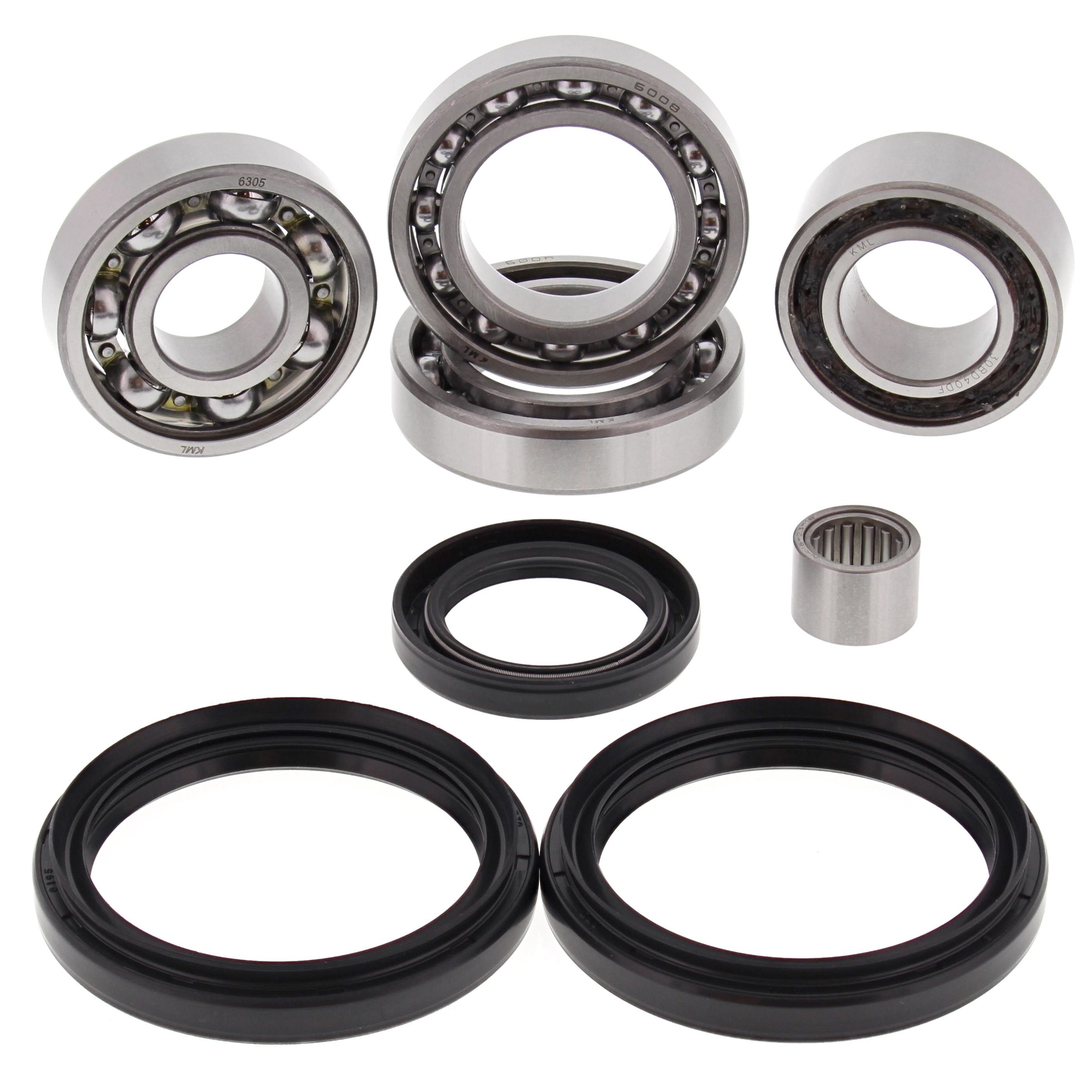 New Front Differential Bearing Kit Arctic Cat 500 FIS TRV...