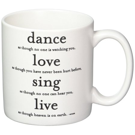 Tea Inspiring Quotable By With Usa DanceLoveSingEnjoy Quotes From Cards Coffee Mug Or Your lFuK1cT3J