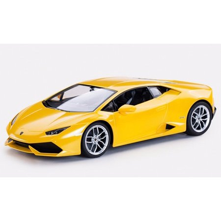 1 14 scale lamborghini huracan lp610 4 radio remote control model car r c rtr yellow. Black Bedroom Furniture Sets. Home Design Ideas