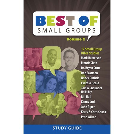 Best of Small Groups, Volume 2 : Study Guide and DVD