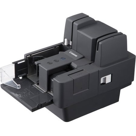 Canon Imageformula Cr-150 Check Transport - Check Scanner - 150-item Automatic Document (Best Flatbed Scanner With Document Feeder)