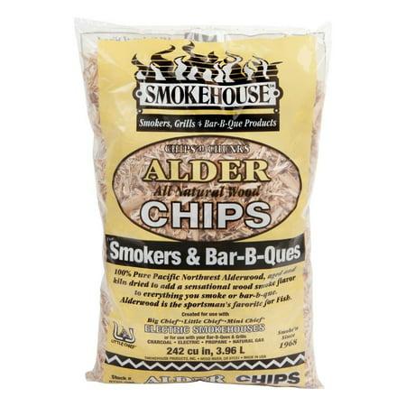 Chip Wood (Little Chief Wood Chips Alder 1.75)