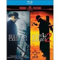 Deals on Jeepers Creepers & Jeepers Creepers 2 Double Feature Blu-ray