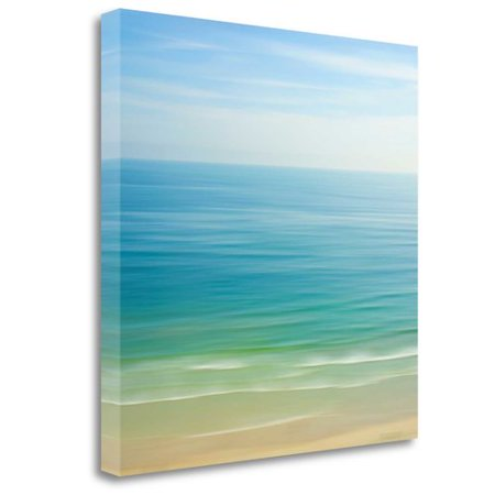Tangletown Fine Art Seacoast 121 By David E Rowell Poster Frame   30 X 30 X 1 5 In