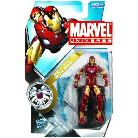 Marvel Universe Series 12 Modular Armor Iron Man Action Figure