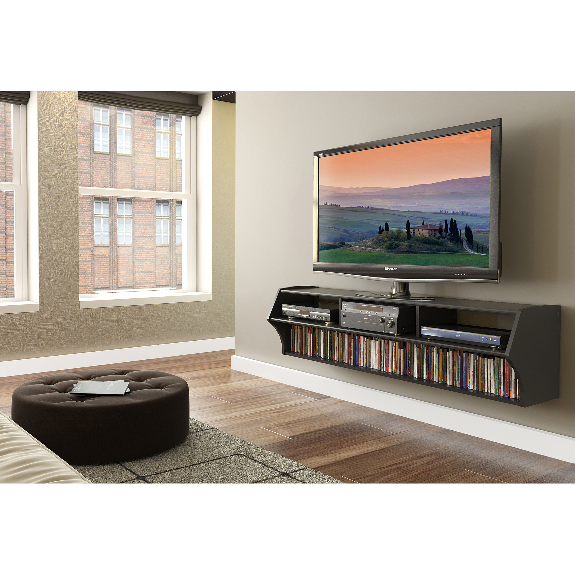 Altus Plus Floating TV Stand for TVs up to 60""