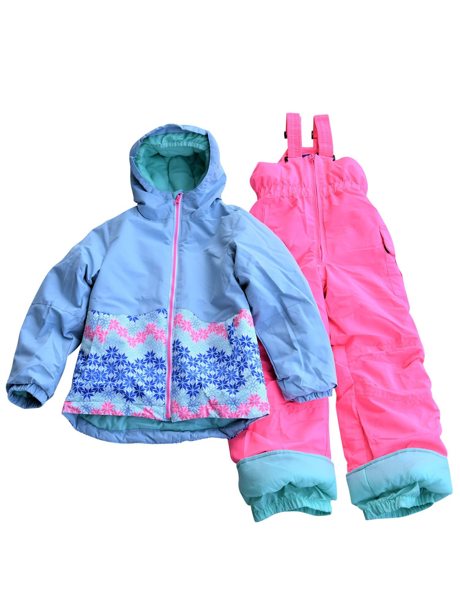 Snow Country Outerwear Little Boys 1 Piece Insulated Ski Snowsuit Coveralls Set
